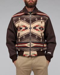 Pendleton | Brown Big Horn Jacket for Men | Lyst