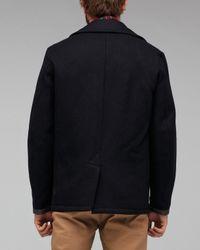 Spiewak   Blue Ensign Pea Coat for Men   Lyst