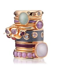 Astley Clarke Natural Ostinato Ring