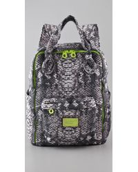 Marc By Marc Jacobs - Green Pretty Nylon Knapsack - Lyst