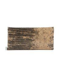 Hobo | Metallic Daria Convertible Envelope Bag | Lyst