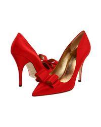 kate spade new york - Red Latrice Pump - Lyst