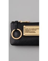 Marc By Marc Jacobs - Black Classic Q Key Pouch - Lyst