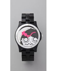 Marc By Marc Jacobs | Black Miss Marc Henry Watch | Lyst