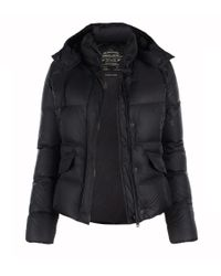 AllSaints | Black Dakota Jacket | Lyst