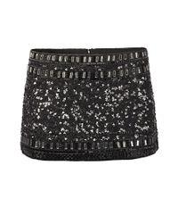 AllSaints | Black Devo Skirt | Lyst