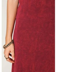 Free People - Red We The Free Bleach Babe Maxi - Lyst