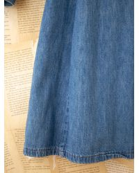 Free People   Blue Intimately Womens When In Rome Slip   Lyst
