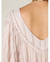 Free People | Natural Angel Doll Dress | Lyst