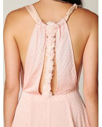 Free People - Pink Fp New Romantics Persephone Drape Dress - Lyst