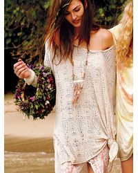 Free People | Multicolor Amanda Tank | Lyst