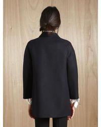 Jil Sander - Blue Womens Hude Jacket - Lyst