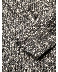 Nonnative Gray Mens Voyager Sweater for men