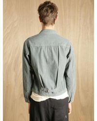 Nonnative - Blue Mens Worker Short Jacket for Men - Lyst