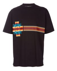 Pendleton   Black Chief Joseph T-shirt for Men   Lyst
