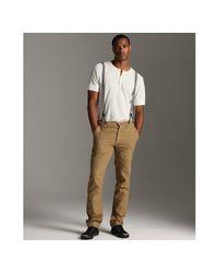 Converse | Natural Ghurka Cotton-linen Classic Chuck Suspender Pants for Men | Lyst