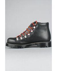 Dr. Martens   Black The Holt 7-tie Hiker Boot  for Men   Lyst