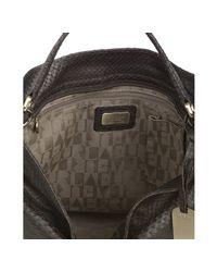 Furla - Brown Leather Zaffiro Convertible Hobo - Lyst
