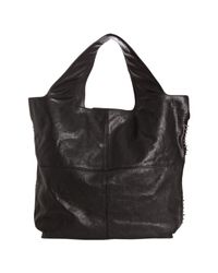 Givenchy - Black Calfskin George V Coil Detail Tote - Lyst