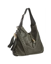 Gucci | Green New Jackie Large Leather Hobo | Lyst