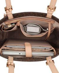 Michael Kors - Brown Tote For Macbook®, Small - Lyst