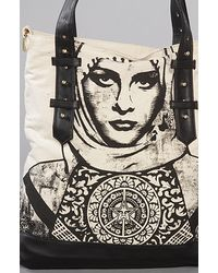 Obey - Black The Heritage Tote - Lyst