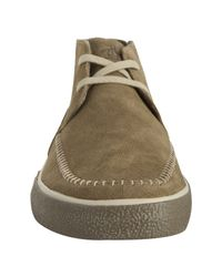 Original Penguin - Brown Kangaroo Suede Ernie Chukkas for Men - Lyst