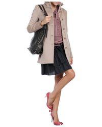 Patrizia Pepe   Black Skirt   Lyst