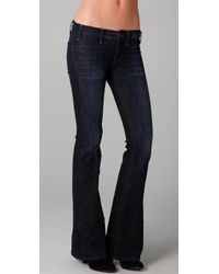 Textile Elizabeth and James - Blue Marley Jeans - Lyst
