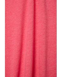 TOPSHOP   Pink Drop Armhole Vest   Lyst
