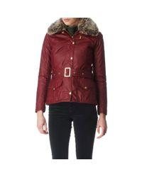Barbour Red Ryder Jacket