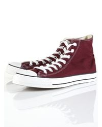 Converse Red 1970s Chuck Taylor All Star Suede High-top Sneakers for men