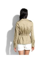 Madewell Natural City Cargo Jacket