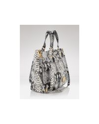 Marc By Marc Jacobs - Multicolor Supersonic Snake Printed Fran Tote - Lyst