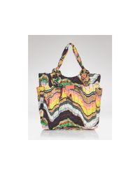Marc By Marc Jacobs | Multicolor Pretty Nylon Medium Tate Tote | Lyst