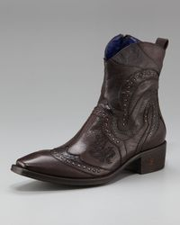 Mark Nason | Brown Percy Rivet Boot for Men | Lyst