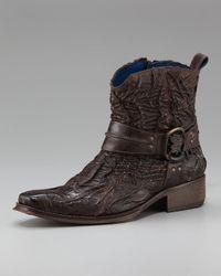 Mark Nason | Brown Rebar Boot for Men | Lyst