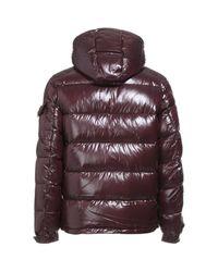 Moncler Red Maya Jacket for men
