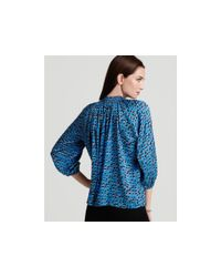 Tucker | Blue The Classic Blouse | Lyst