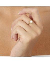 Astley Clarke - Metallic Rose Quartz Ring - Lyst