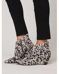 Free People | Black Hysteria Boot | Lyst