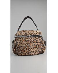 Alexander Wang | Multicolor Jane Leopard-print Leather Shoulder Bag | Lyst