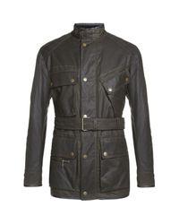 Belstaff | Green Trailmaster De Luxe Jacket for Men | Lyst