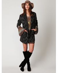 Free People - Brown Perfect Dream Dress - Lyst
