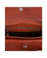 Proenza Schouler - Brown Saddle Leather Ps11 Mini Classic Shoulder Bag - Lyst