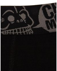 Cheap Monday - Black 3 Pack Trunks for Men - Lyst
