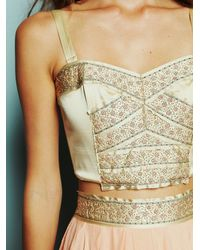 Free People - Pink Kristals Limited Edition Party Dress - Lyst