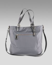 Cole Haan | Gray Kendra Nylon Tote | Lyst