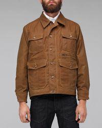 Filson | Brown Westlake Jacket for Men | Lyst