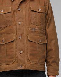 Filson - Brown Westlake Jacket for Men - Lyst